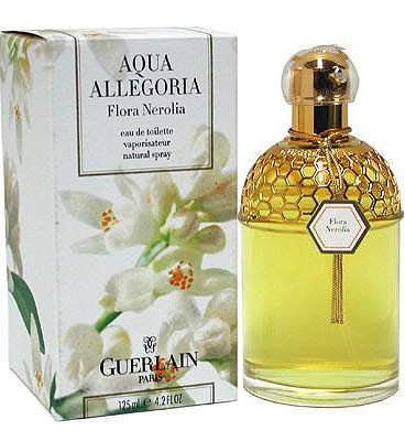 aqua allegoria flora nerolia guerlain perfume a fragrance for women 2000. Black Bedroom Furniture Sets. Home Design Ideas