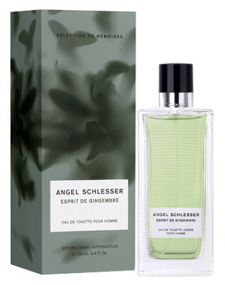 esprit de gingembre pour homme angel schlesser cologne a fragrance for men 2007. Black Bedroom Furniture Sets. Home Design Ideas