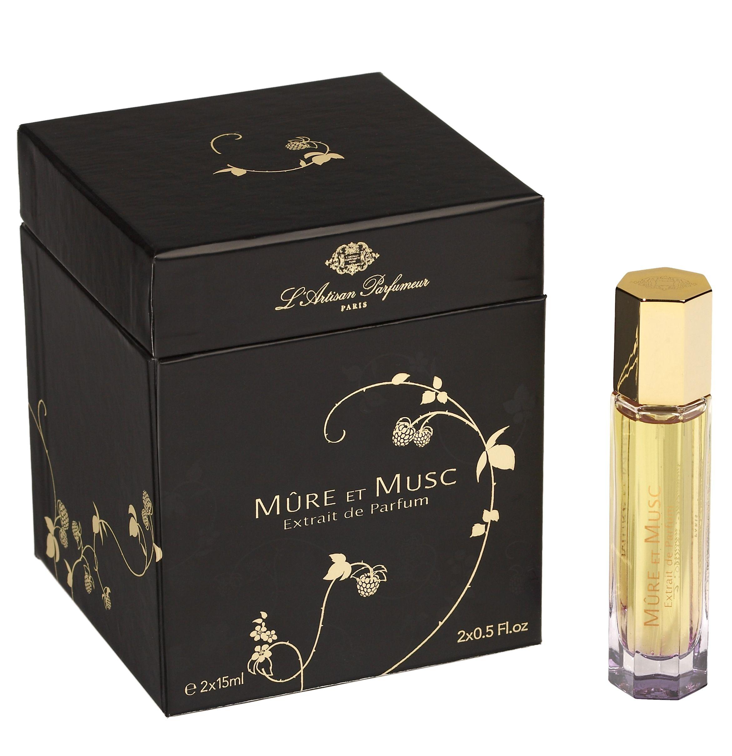 Mure et musc extrait de parfum l artisan parfumeur perfume for Mure et musc l artisan parfumeur