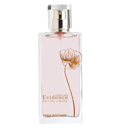 comme une evidence limited edition yves rocher parfum un parfum pour femme 2009. Black Bedroom Furniture Sets. Home Design Ideas