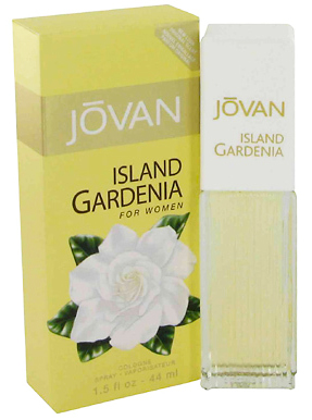 Island Gardenia Jovan for women