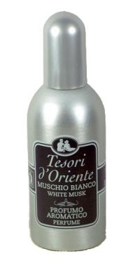 White Musk Tesori d`Oriente for women