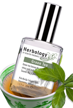 Green Tea Demeter Fragrance for women and men