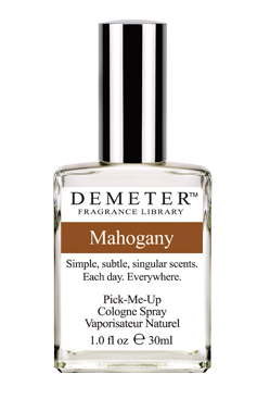 Mahogany Demeter Fragrance for men