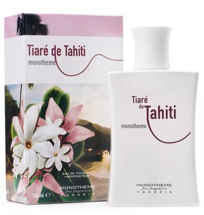 tiare de tahiti monotheme fine fragrances venezia perfume a fragrance for women 2012. Black Bedroom Furniture Sets. Home Design Ideas