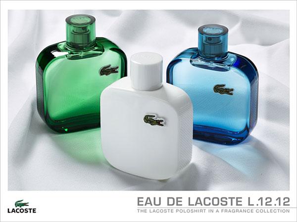 lacoste perfume for men white - photo #25