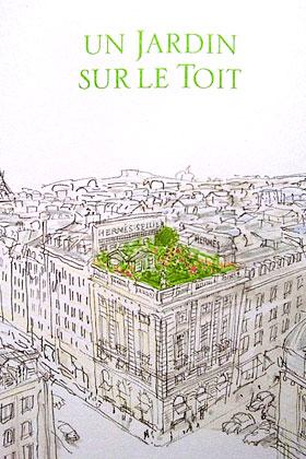 Un jardin sur le toit hermes perfume una fragancia para for Le jardin le muy