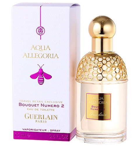 aqua allegoria bouquet numero 2 guerlain perfume a fragrance for women 2011. Black Bedroom Furniture Sets. Home Design Ideas