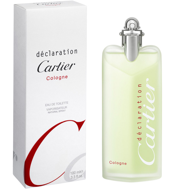 declaration cologne cartier cologne a fragrance for men 2010. Black Bedroom Furniture Sets. Home Design Ideas