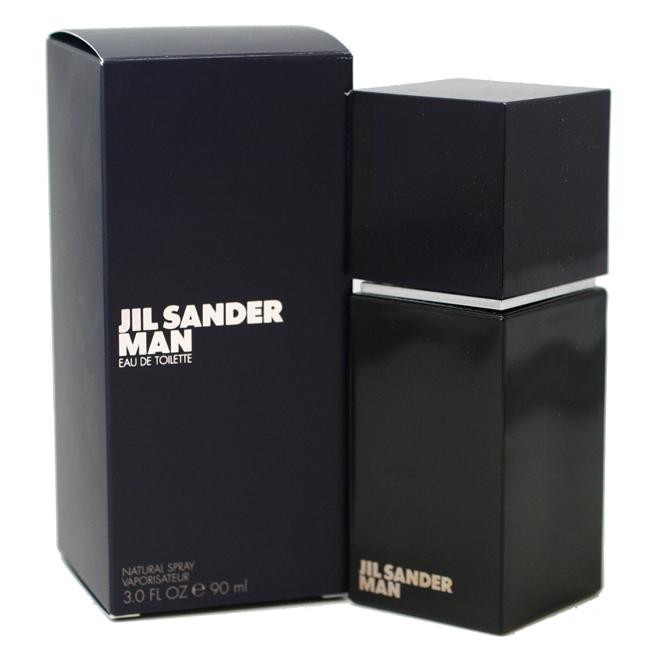 jil sander man jil sander cologne a fragrance for men 2007. Black Bedroom Furniture Sets. Home Design Ideas