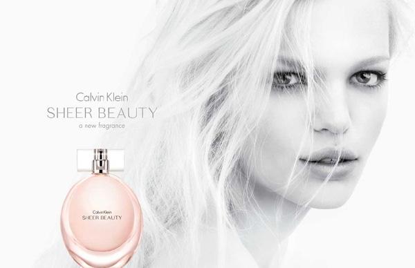 sheer beauty calvin klein perfume a fragrance for women 2012. Black Bedroom Furniture Sets. Home Design Ideas