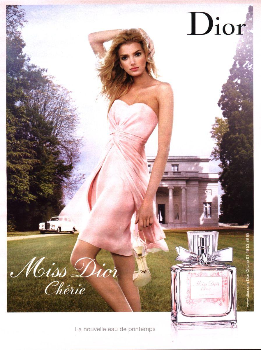 Dior chery фото