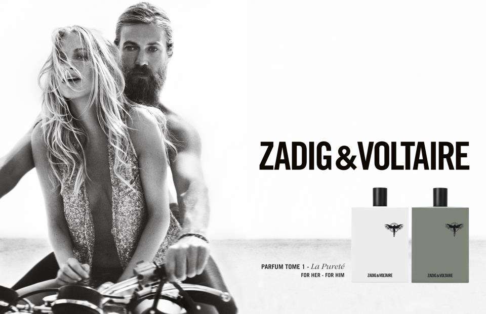 Tome 1 la purete for her zadig voltaire perfume a fragrance for women - Zadig et voltaire beaugrenelle ...