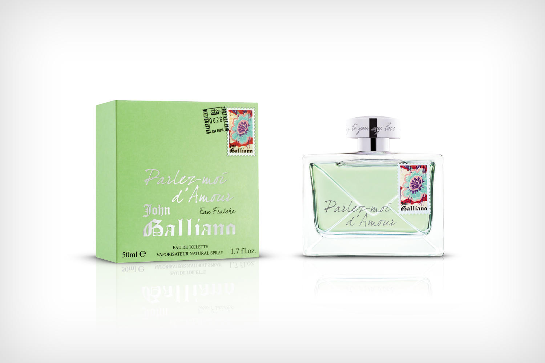 Parlez-Moi d'Amour Eau Fraiche John Galliano perfume