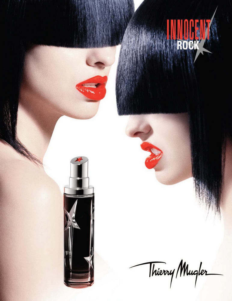 Innocent Rock Thierry Mugler perfume - a fragrance for women 2008