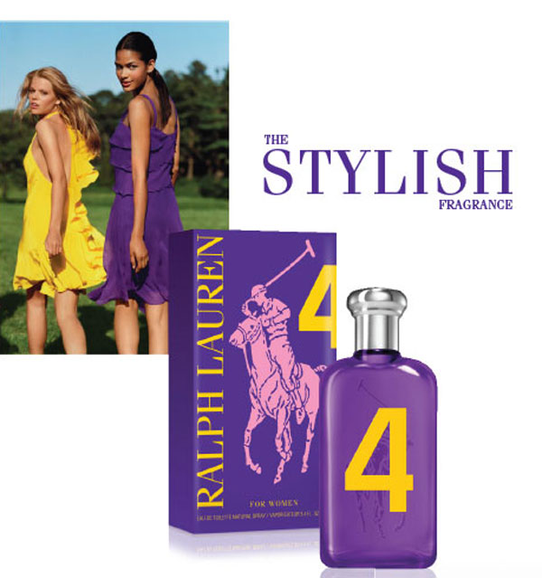 ralph lauren big pony purple