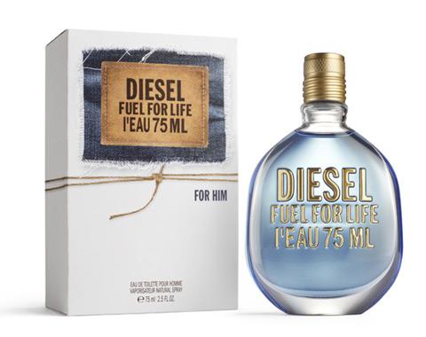 fuel for life l eau diesel cologne a fragrance for men 2012. Black Bedroom Furniture Sets. Home Design Ideas