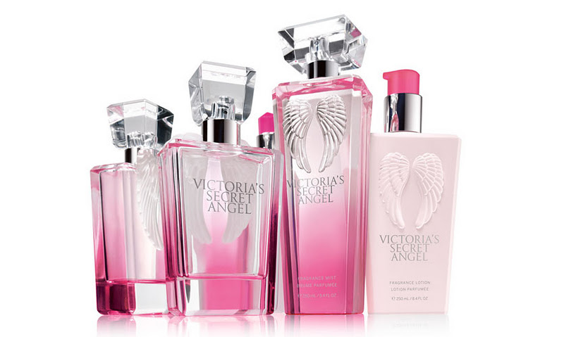 victoria s secret angel victoria s secret perfume a. Black Bedroom Furniture Sets. Home Design Ideas