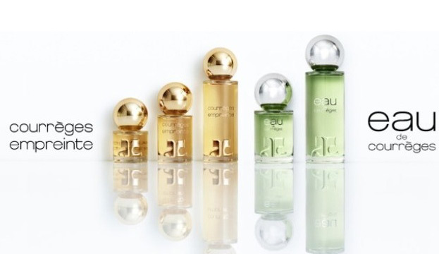 eau de courreges new courreges perfume a new fragrance for women and men 2012. Black Bedroom Furniture Sets. Home Design Ideas