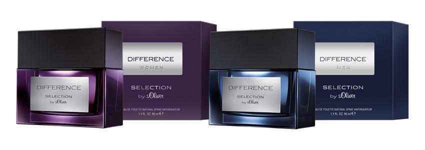 Difference Men s.Oliver одеколон - аромат для мужчин 2012