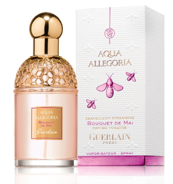 aqua allegoria bouquet de mai guerlain perfume a fragrance for women 2012. Black Bedroom Furniture Sets. Home Design Ideas