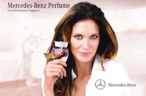 Mercedes benz for her mercedes benz perfume a fragrance for Mercedes benz women s jacket