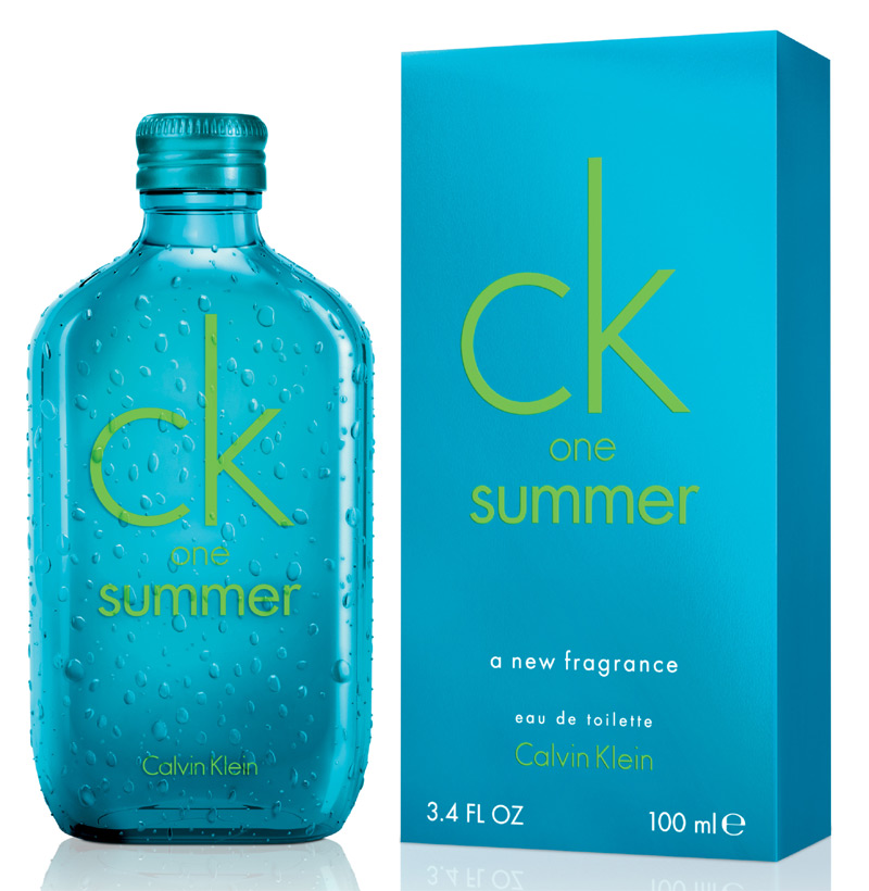 Ck One Summer 2013 Calvin Klein Perfume A Fragrance For