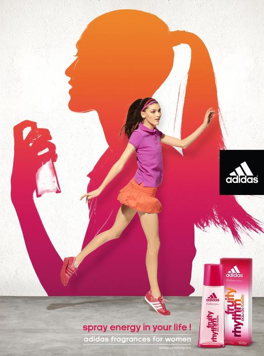 fruity rhythm adidas perfume