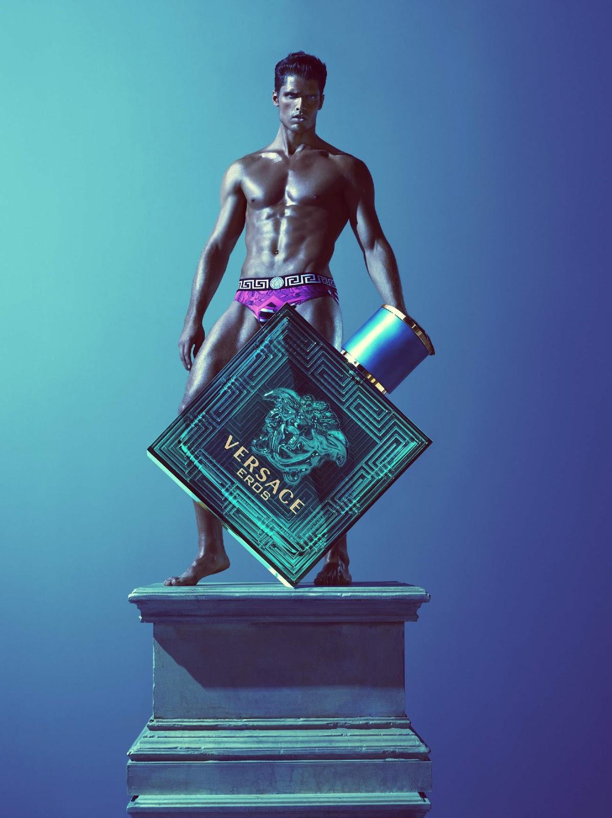 Versace Men 2015 Spring Summer: A Fragrance For Men 2012