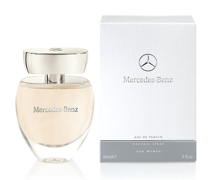 mercedes benz for her mercedes benz perfume a fragrance. Black Bedroom Furniture Sets. Home Design Ideas