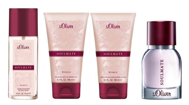 soulmate women s oliver perfume a fragrance for women 2013. Black Bedroom Furniture Sets. Home Design Ideas