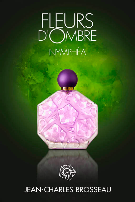 Fleurs d`Ombre Nymphea Jean Charles Brosseau perfume - a fragrance ...