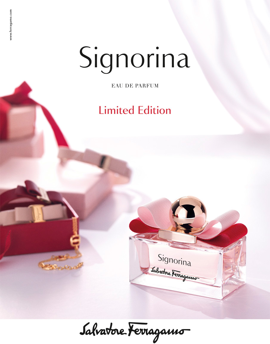 Signorina Limited Edition Salvatore Ferragamo аромат - аромат для ...