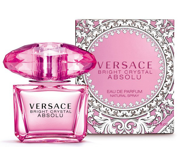 bright crystal absolu versace perfume a fragrance for. Black Bedroom Furniture Sets. Home Design Ideas