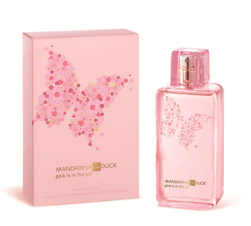 Pink Is In The Air Mandarina Duck perfume