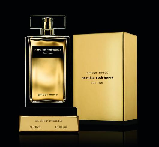 Amber Musc Narciso Rodriguez perfume