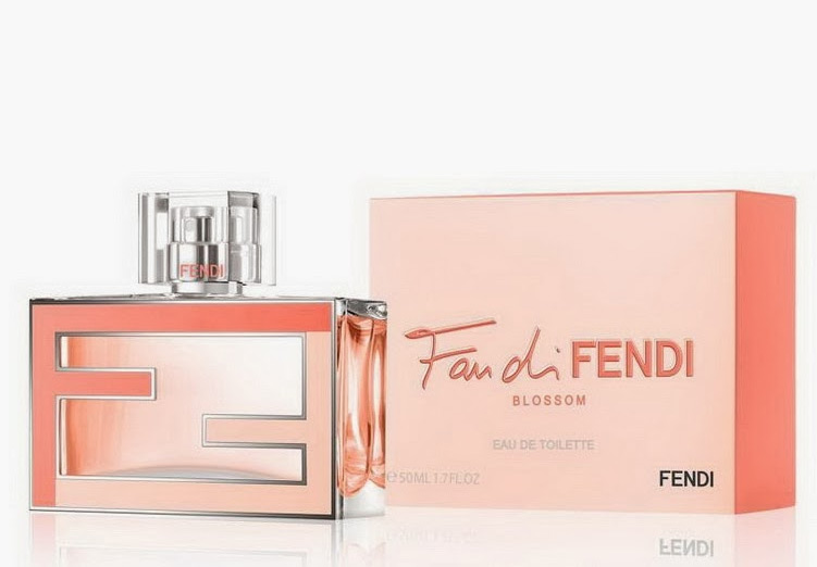 Fan Di Fendi Blossom Fendi Perfume Una Nuevo Fragancia