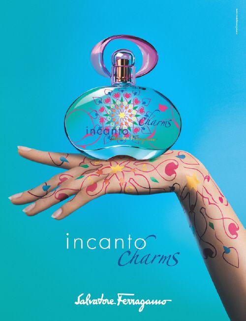Incanto Charms Salvatore Ferragamo perfume - una fragancia para ...