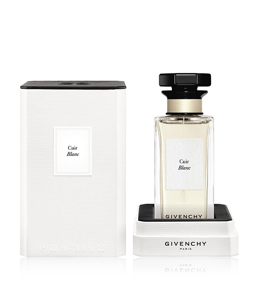 Cuir blanc givenchy perfume a new fragrance for women and men 2014 - Chauffeuse cuir blanc ...
