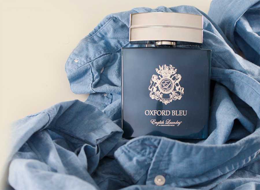 Oxford Bleu English Laundry Cologne A New Fragrance For