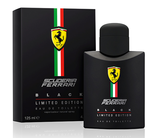Scuderia Ferrari Black Limited Edition Ferrari Cologne A