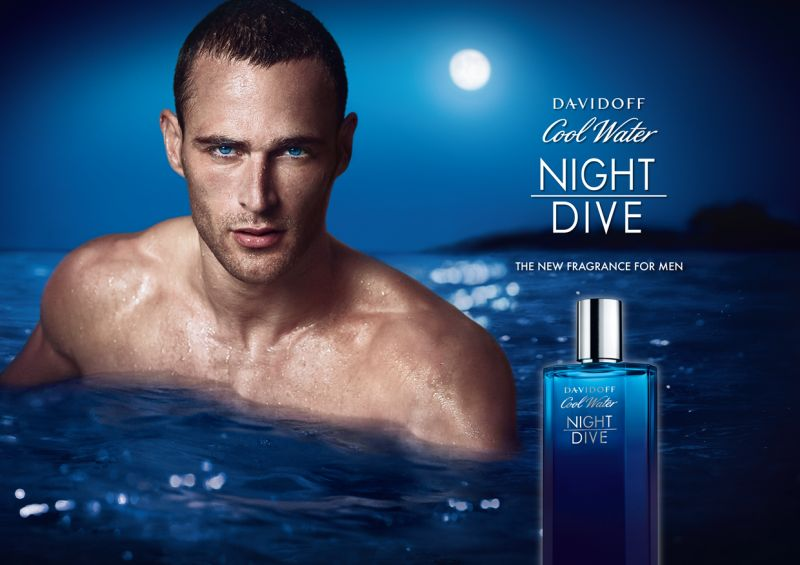 Cool Water Night Dive Davidoff Cologne A New Fragrance