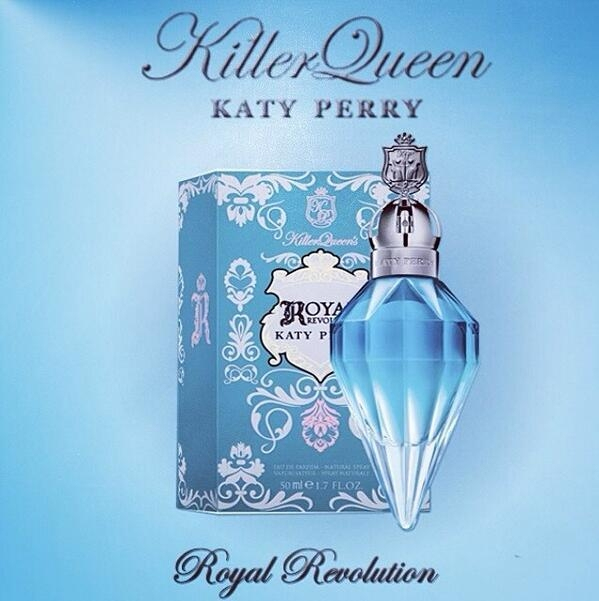 Royal Revolution Katy Perry Perfume A New Fragrance For