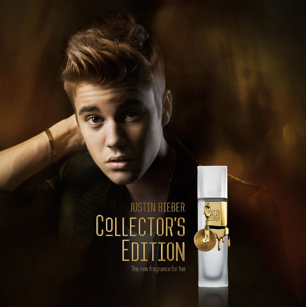 Collector S Edition Justin Bieber Perfume A New