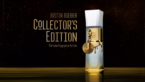 Collector's Edition Justin Bieber perfume