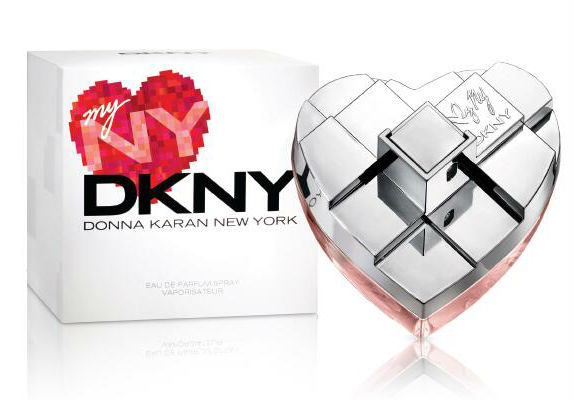 DKNY My NY Donna Karan perfume - a new fragrance for women 2014 HD Wide Wallpaper for Widescreen