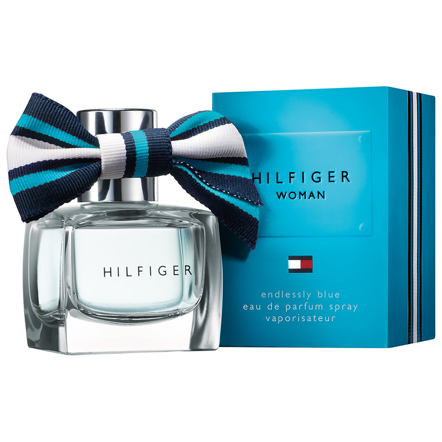 hilfiger woman endlessly blue tommy hilfiger perfume a. Black Bedroom Furniture Sets. Home Design Ideas