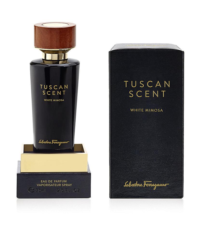 white mimosa salvatore ferragamo perfume a new fragrance for women and men 2014. Black Bedroom Furniture Sets. Home Design Ideas