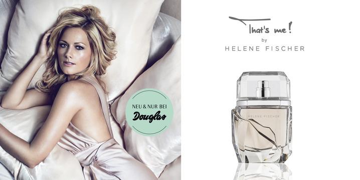 that s me helene fischer parfum ein neu parfum f r. Black Bedroom Furniture Sets. Home Design Ideas
