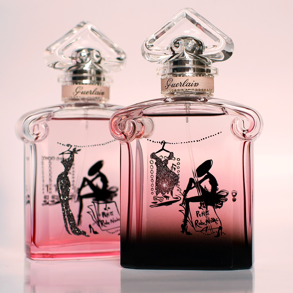 la petite robe noire eau de parfum limited edition 2014 guerlain perfume a new fragrance for. Black Bedroom Furniture Sets. Home Design Ideas